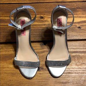 Betsey Johnson Brodway Heels